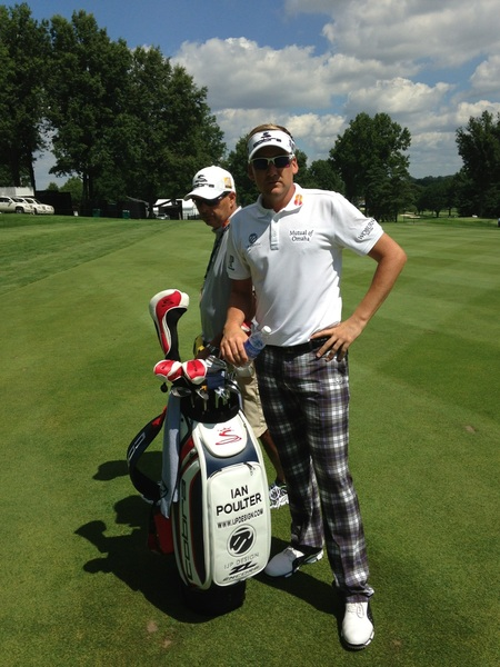 Trying out some new prototype tartans. @IJPDesign#wearthetrousers