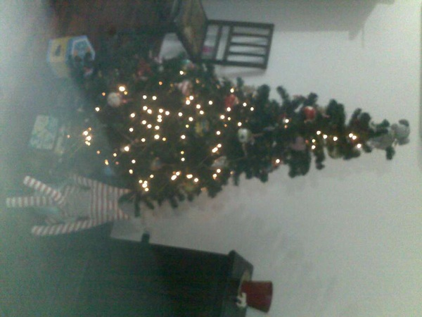 AQUÍ LA PRUEBA! Oficialmente en la mansión Comedia... Ya es navidad!!!
