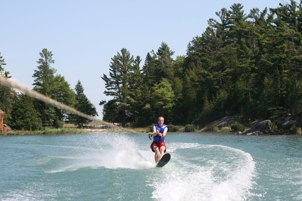 Did the waterskiing again.  http://prbt.nl/1823FB40