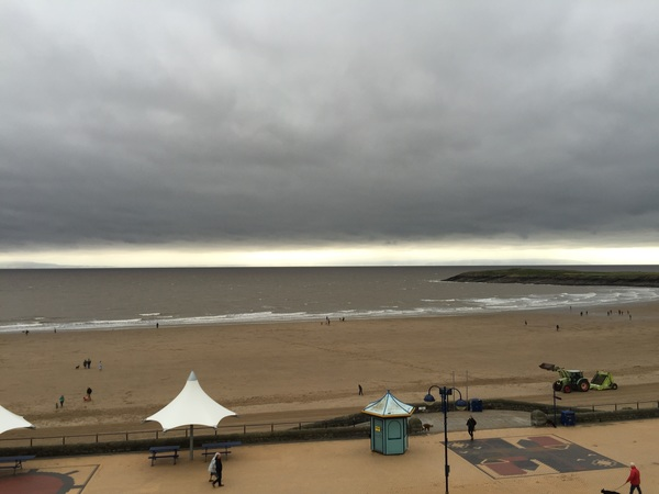Windy and rainy......again!!! Who could have predicted that? #barrybados #barryisland