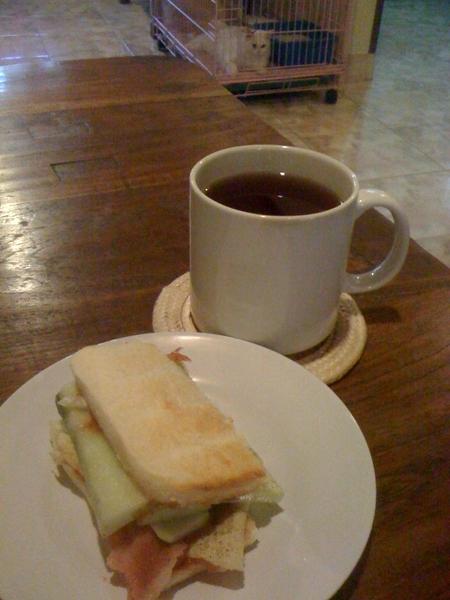 本日の朝食♪