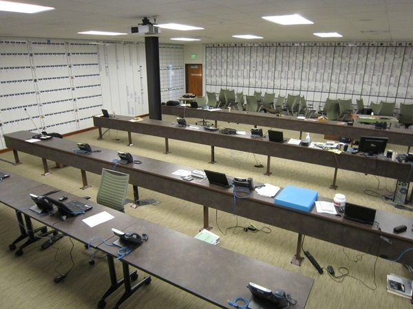 A look inside the Seahawks' draft room on the eve of the 2011 #NFL #Draft