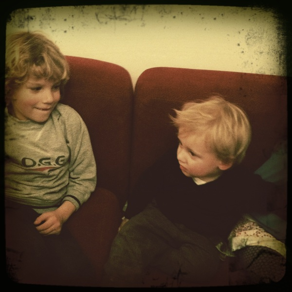 Fletcher of the day: fletcher and max