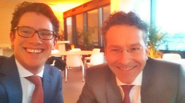 Uitgebreid vervolggesprek met @J_Dijsselbloem over kansen en impact Bitcoin en Blockchain technologie NL economie