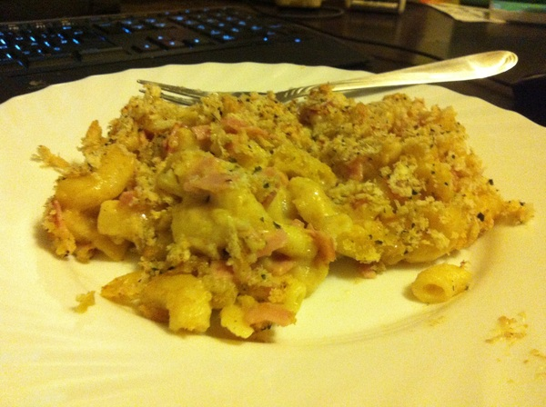 @FleurDeForce @missglamorazzi I just made your Mac and Cheese and it turned out SOOO good :) Thnx for the recipe :D