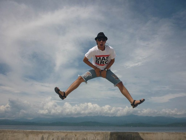 Levitasi photo at Donggala beach - Palu