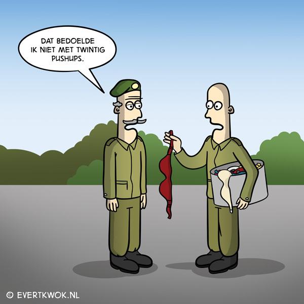Maar toch bedankt #cartoon