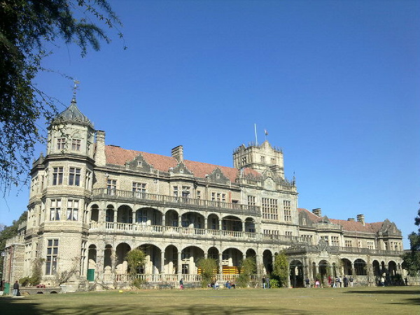 Advanced research institute is full of our history. #shimla #india #rtwnow #Bangladesh #Pakistan
