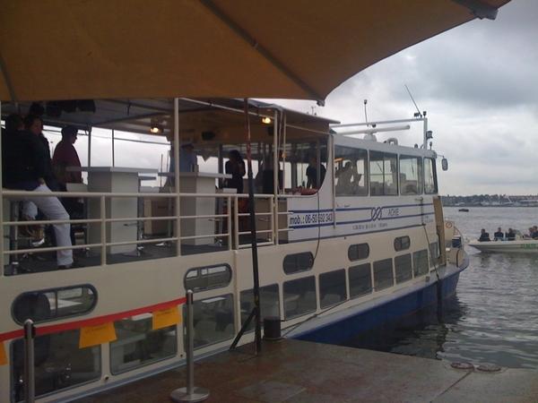 The #sail #twail boat.