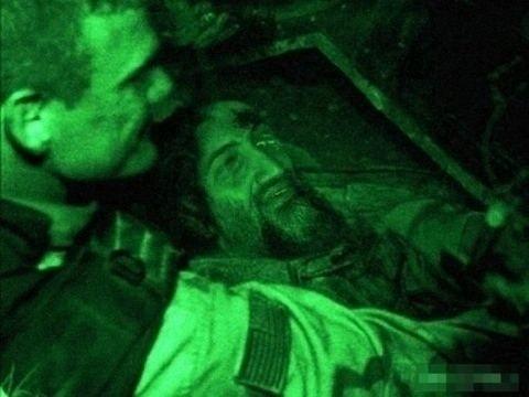 صوره جديده لمقتل اسامه بن لادن