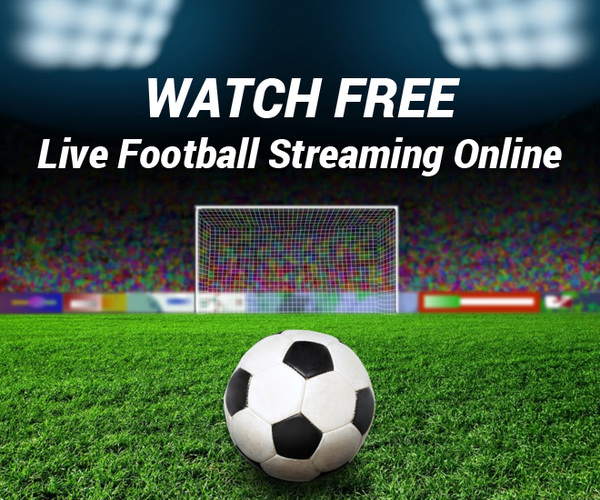 watch football live free