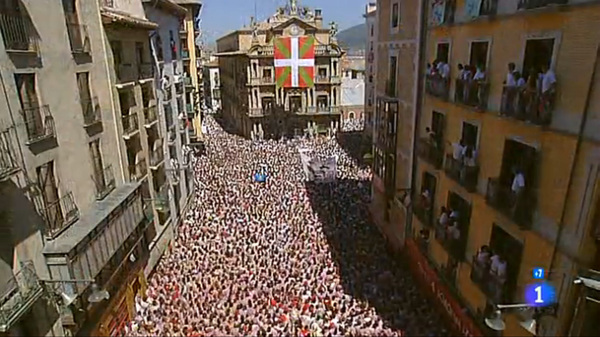 i'm thinking that .@allinwithchris missed the most import event of this year's #SanFermin. #inners