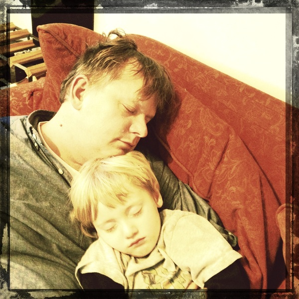 Fletcher of the Day: Naptime