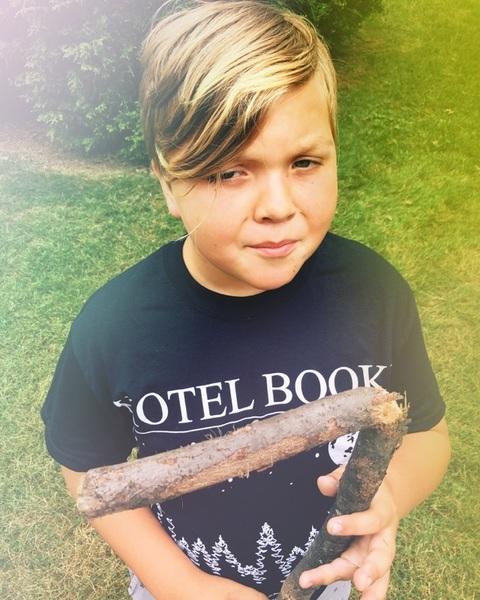 Reppin' @hotelbooks. 😻