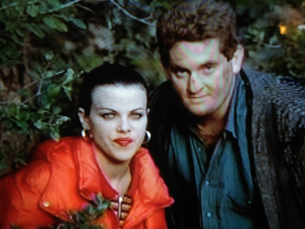 Watching  @debimazar & Chris Penn on Beethoven 2nd .... Classic!! Love it!