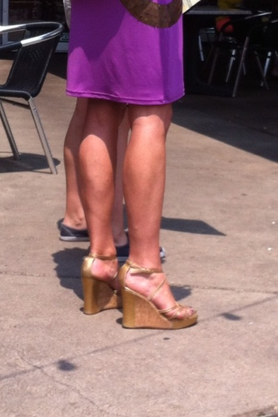 Sexy Legs..i think still dressed frm night before #trainwreck @CreepShot @CreepFan @JBras1 @SecretBellaXXX @SosexyErin
