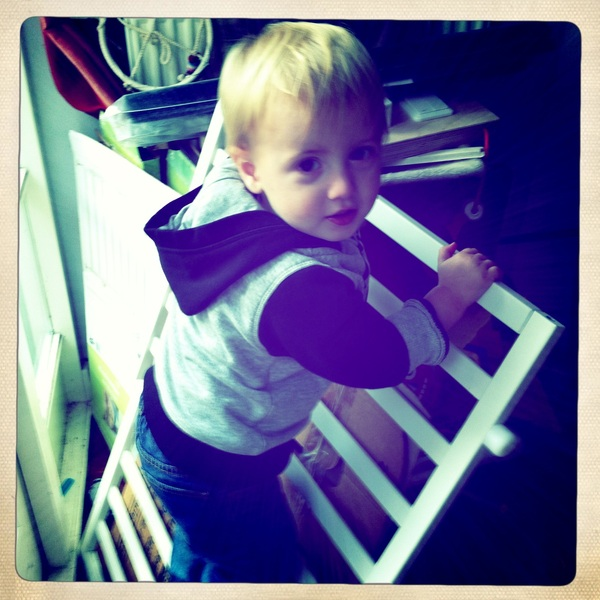 Fletcher of the day: climber