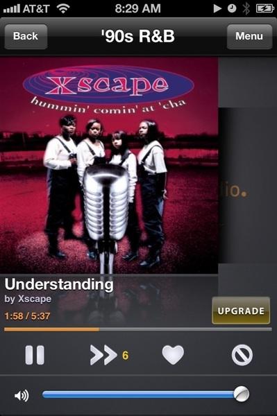 """Understanding"" by #Xscape #1994"