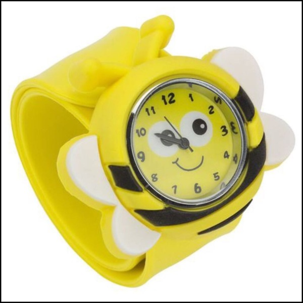 My Doodles Childs Character Snap-On Analogue Wrist Watch - Bee #UKHashtags #UKSOPRO https://t.co/mHiNtJYNGg
