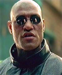This is MORPHEUS...