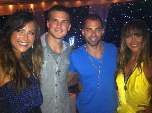 #SummerWithTheStars All-Star Jam about to start! w/ @RickMalambri @AdrianBellani @SharniVinson