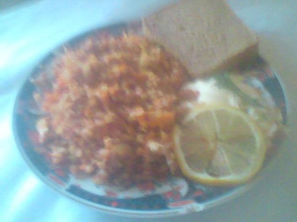Постигаю основы кулинарии.. #Обед