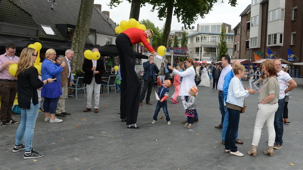 Ook @rosmalensbelang was aanwezig op #komfestival #rosmalen