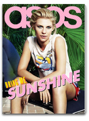 app-etiser | ASOS Magazine | bring on their sunshine- love it! http://bit.ly/pkLHCE