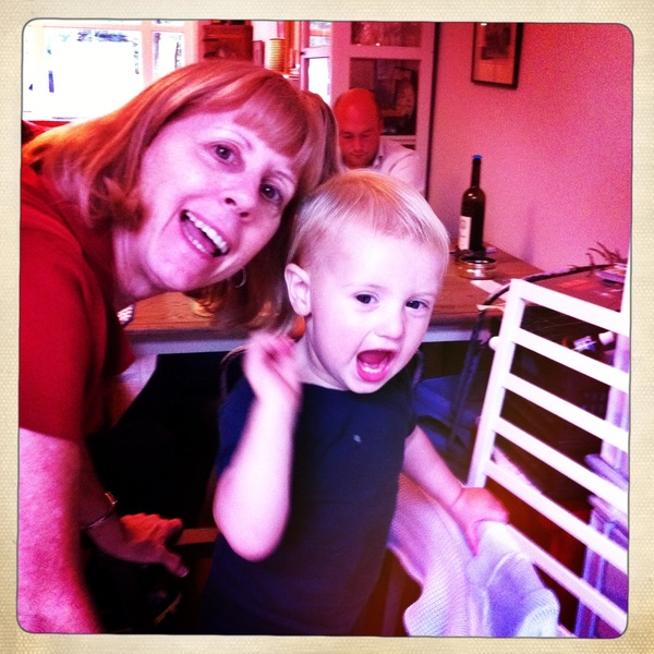 Fletcher of the day: Oma Mary