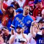 REALLY confused hockey fan at #Rangers #WorldSeries game, captured by Fox telecast #BarryBeckForever