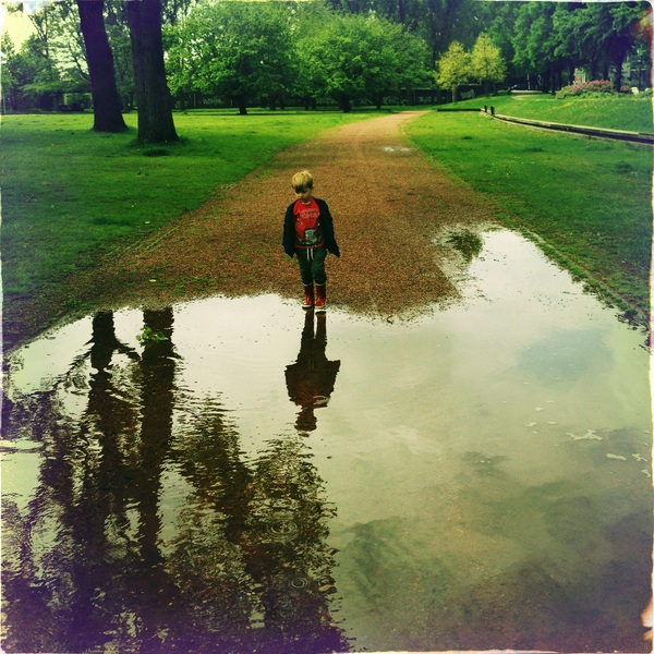 Fletcher of The Day: Puddle