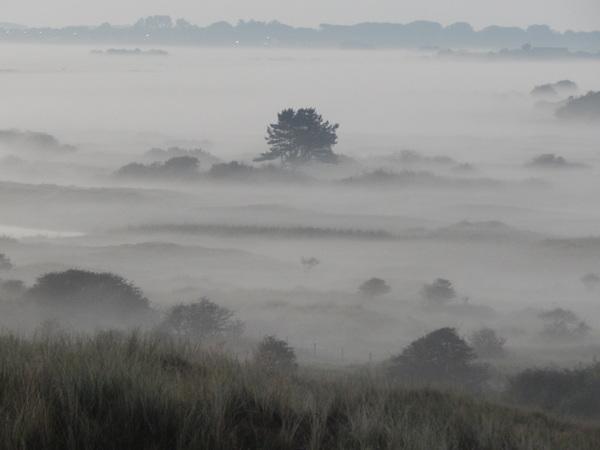 Ameland, Hollum, 6:45 uur 03-09-2014.  Mvg Willem Oliekan (Hollum) #buienradar