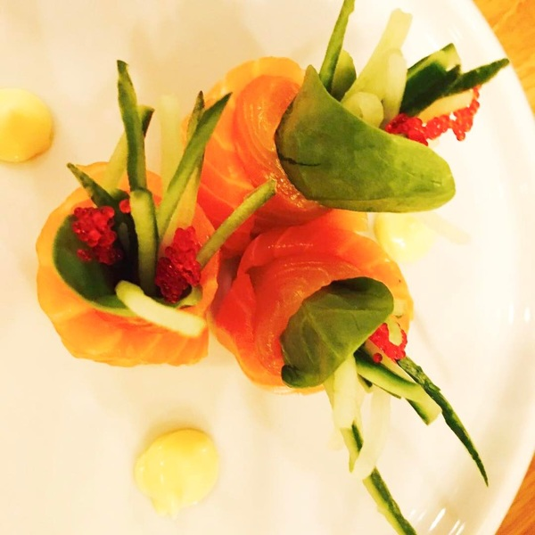 Kralingse sferen #sumo #oriental #tgif #fridays #weekend #sushi #japenesefood