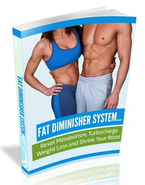 fat diminisher system book