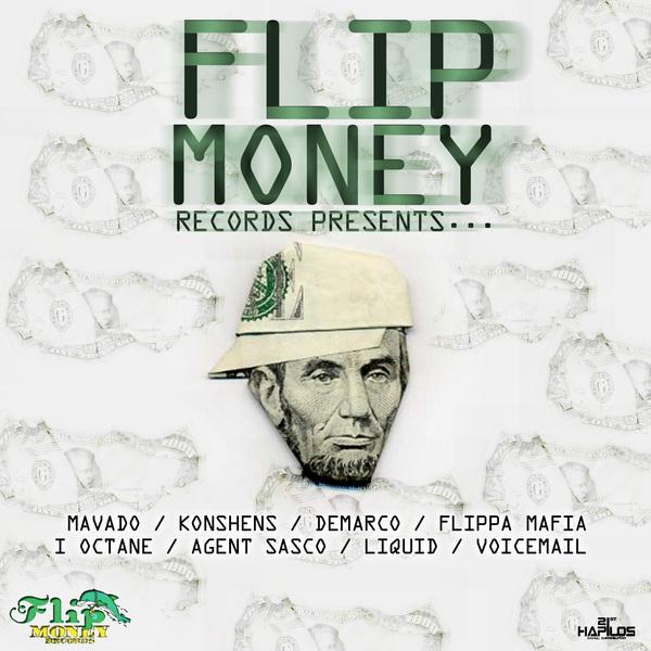 FLIP MONEY RECORDS PRESENTS - AGENT SASCO, OCTANE, DEMARCO, KONSHENS #ITUNES 12/16/16 #PREORDER 12/2/16 @Flippamoggela