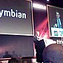 Kallasvuo promoting symbian #mwc