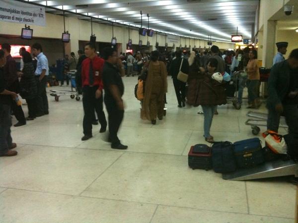 Jakarta domestic terminal 1