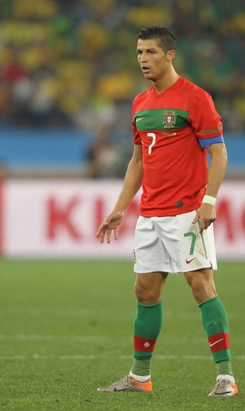 The 仁王立ち #WorldCup #Portugal #Ronaldo #CristianoRonaldo