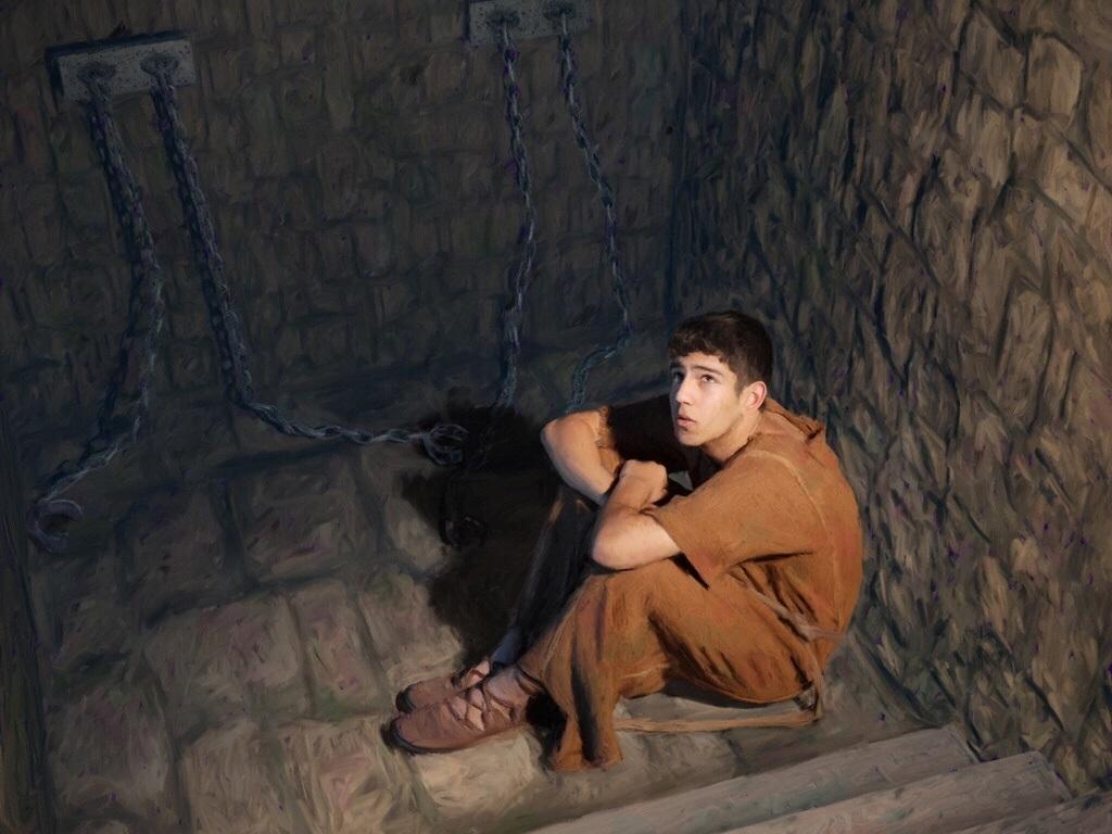 Приснилось что меня сажают в тюрьму 918