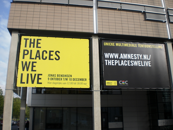 Amnesty International: Fototentoonstelling The Places We Live (2) @amnestynl