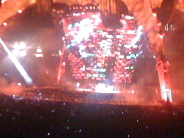 unbelievable!!! #U2 #zuerich
