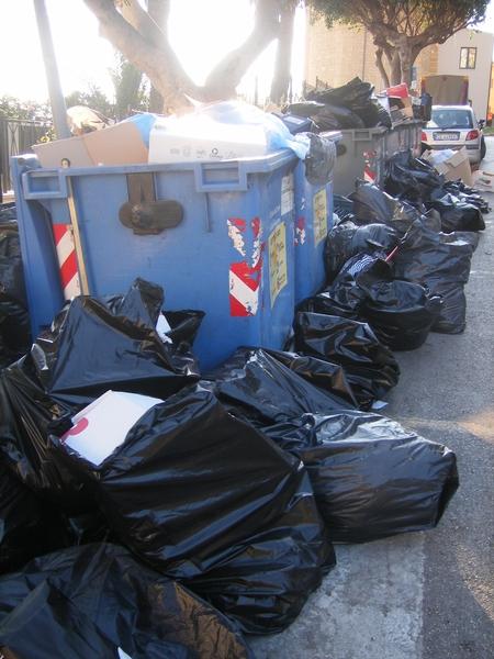 Ci sarà una nuova emergenza rifiuti ad Agrigento?