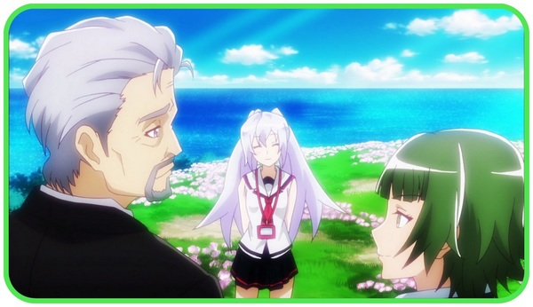 #PlasticMemories ep10 blog pics A & B #anime