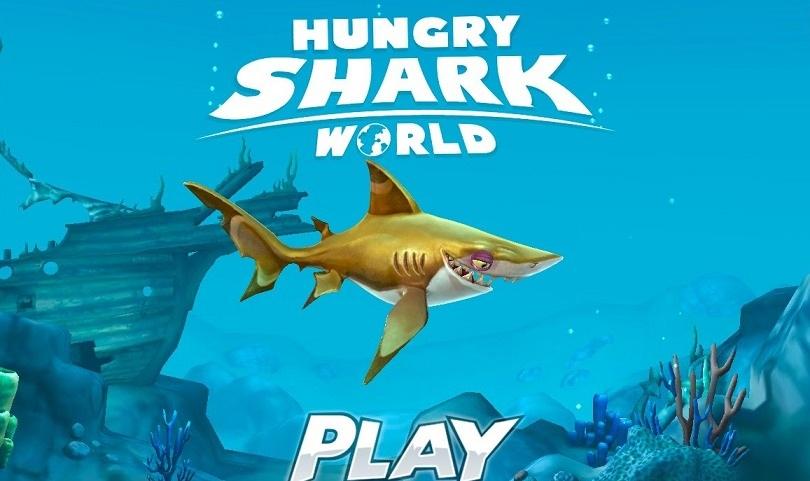 Игровой онлайн автомат Рыбак Sharky Акула виртуальный слот