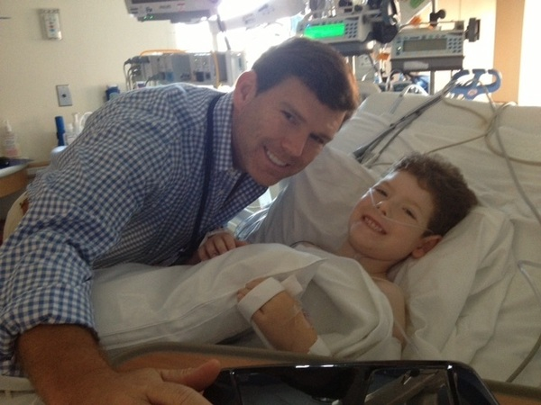 Last one today.  Thank you all again for pulling for Paul - he's moved on to the Avengers DVD @childrenshealth.