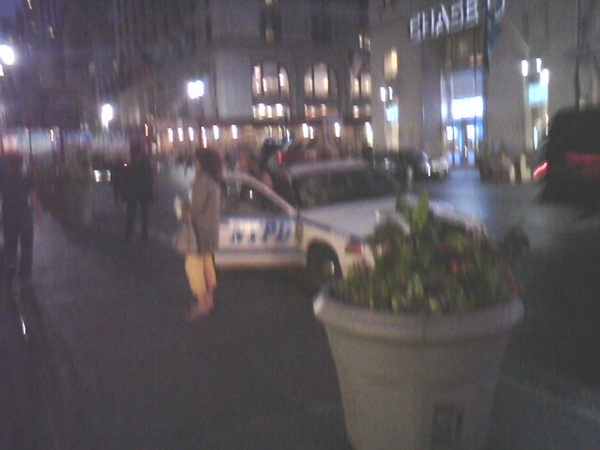 Okay this one was a bit closer... #NYPD