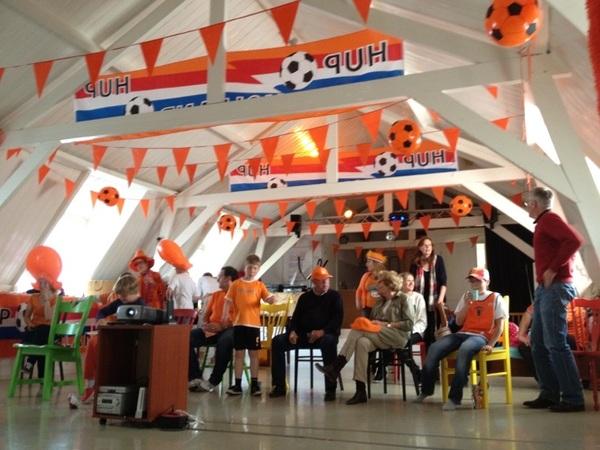#stadionMH33 goed gevuld bij openingswedstrijd #nedden