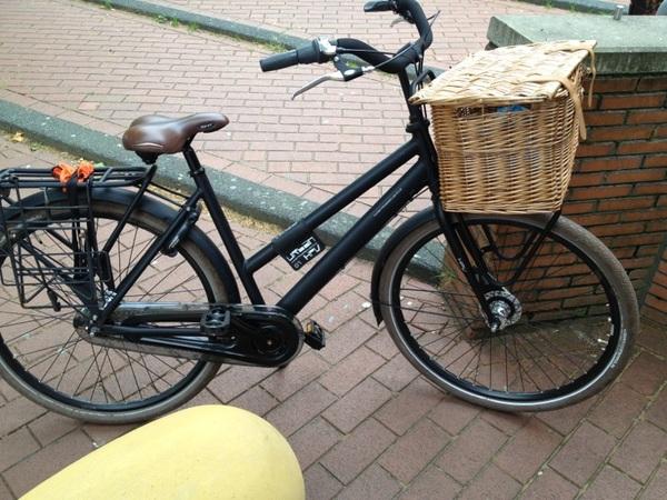 Leuke #merknaam voor een #fiets ..... :-)