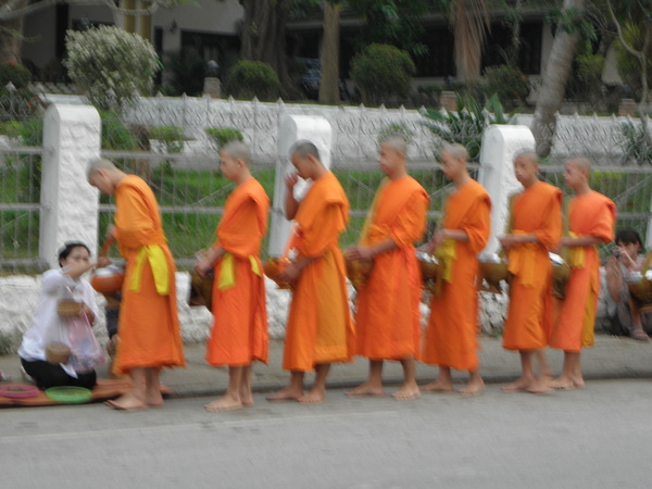 Luang Prhabang, Laos