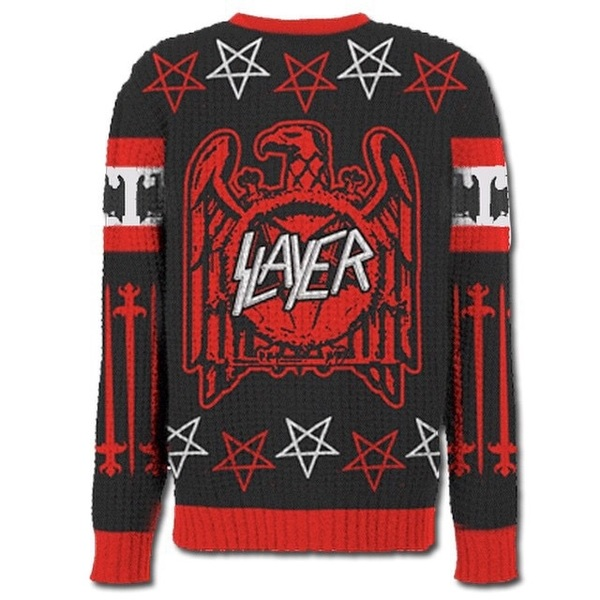 A #Christmas sweater I'd wear all year 'round: